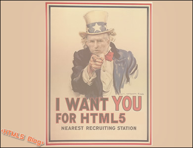 Steve Jobs Wants Your For HTML5 Uncle Sam Poster