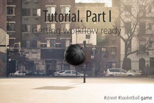 Street Basketball Game Tutorial - Part 1